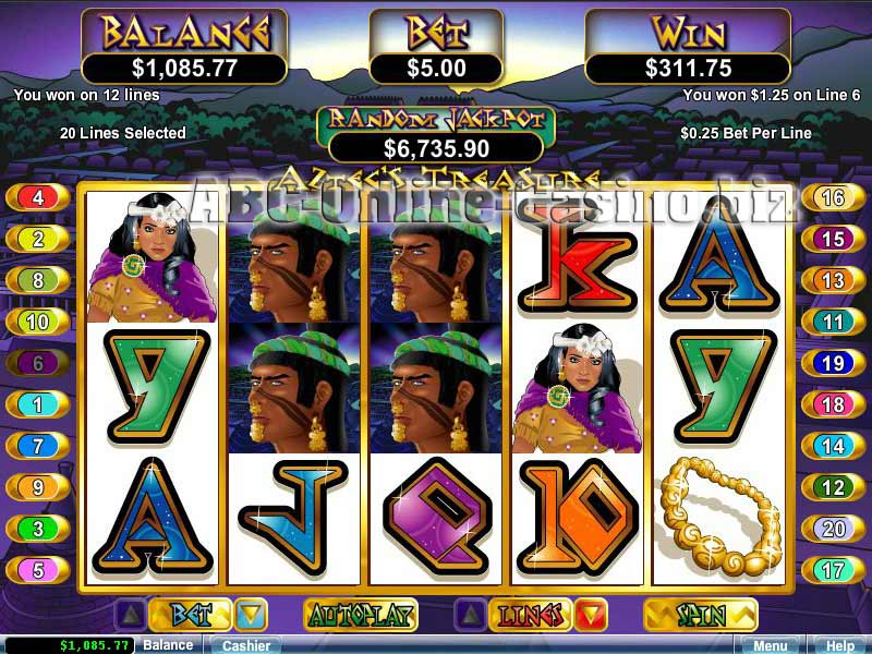 online casino winning screenshots